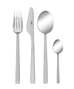 Cutipol - Rondo 24 Piece Cutlery Set - Stainless Steel