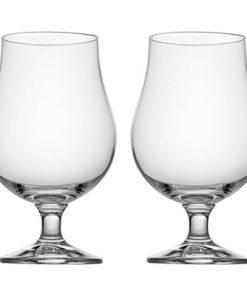 IVV Tasting Hour 2 Piece Beer Glass Set