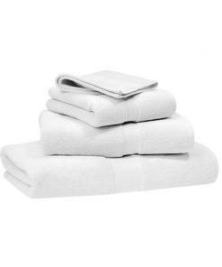 Ralph Lauren Home - Avenue Towel - White - Bath Sheet