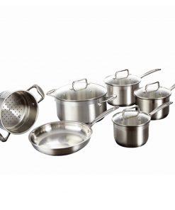 Baccarat iconiX Cookware Set 6 piece