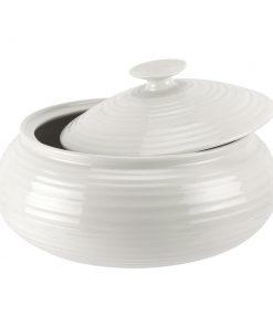 Sophie Conran - White Porcelain Low Casserole Dish