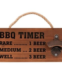 Avanti BBQ Time Bottle Opener