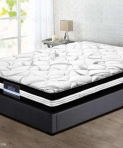 30CM Medium Firm Pocket Spring Mattress - Double and King Size