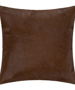 A by AMARA - Cowhide Cushion - 45x45cm - Natural