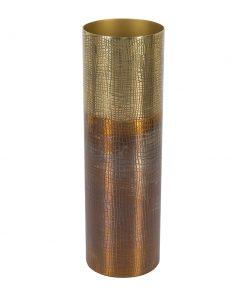 A by AMARA - Marwood Vase - Brass