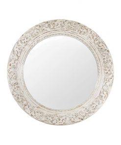 Aimee Round Wall Mirror, 125cm