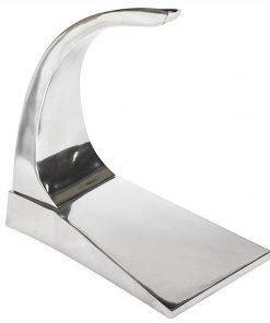 Aluminium Airplane Scale Model Display Stand