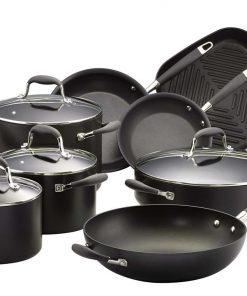 Anolon Advanced 8 Piece Cookware Set