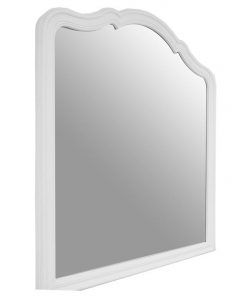 Brittany Acacia Timber Frame Dressing Mirror, 110cm