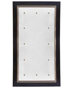 Columbo Wooden Frame Floor Mirror, 208cm