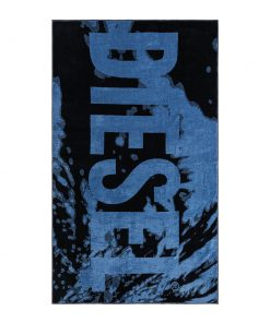 Diesel Living - Flora Shadow Beach Towel - Jeans