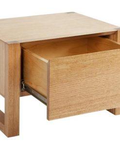 Jervis Custom 1 Drawer Timber Bedside Table