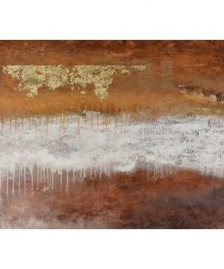 """Sortiment No.279"" Stretched Canvas Abstract Oil Painting Wall Art, 120cm"