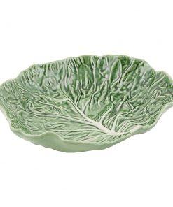Bordallo Pinheiro - Cabbage Salad Bowl - 32.5cm