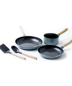 GreenPan - Mayflower Cookware Set - 5 Piece Set
