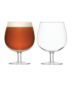 LSA International - Bar Craft Beer Glass - Set of 2