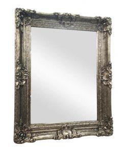 Alexandra Baroque Wall Mirror, 150cm