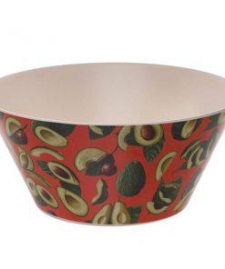 Bamboo Composite Avocado Reusable Salad Bowl