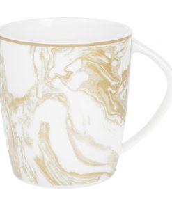 A by AMARA - Gunnison Porcelain Mug - Gold