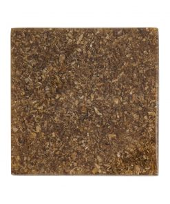 A by AMARA - Wood Chip Coaster - Set of 4