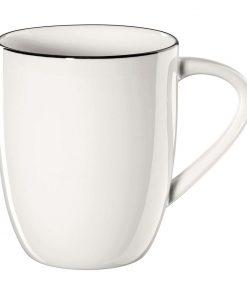 ASA Selection - Black Rim Mug