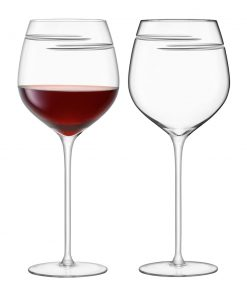 LSA International - Verso Red Wine Glass - Set of 2