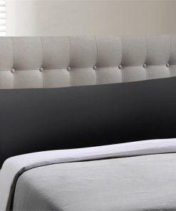 137cm Black Body Full Long Pillow Luxury Slip Cotton Maternity Pregnancy