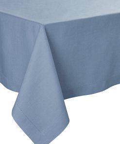Alexandre Turpault - Florence Tablecloth - 170x320cm - Aegean Blue