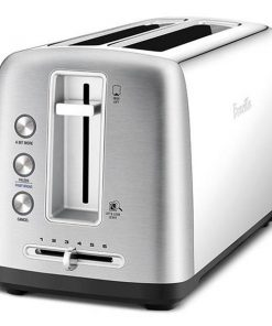 Breville the Toast Control Long 4 Slice Toaster LTA650BSS | Afterpay |
