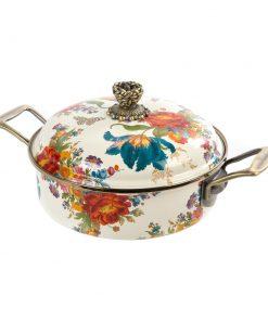MacKenzie-Childs - Flower Market Casserole Dish