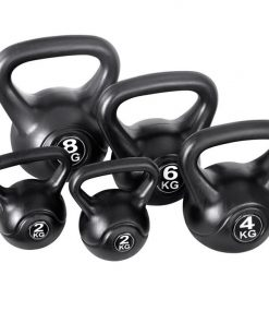 Set of 5 Kettle Bells Fitness Exercise Kit | Afterpay | zipPay