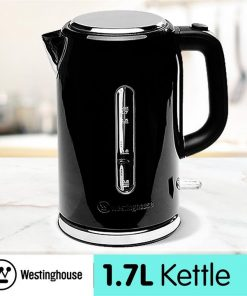 Westinghouse 1.7L Kettle Pearl Black | Afterpay | zipPay | Oxipay