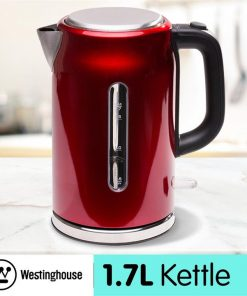 Westinghouse 1.7L Kettle Pearl Red | Afterpay | zipPay | Oxipay