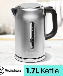 Westinghouse 1.7L Kettle Stainless Steel | Afterpay | zipPay | Oxipay
