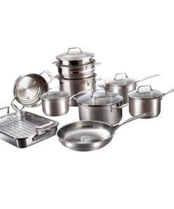 Baccarat iconiX 10 Piece Cookware Set