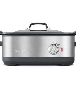 Breville Flavour Maker 7L Slow Cooker with EasySear Pan