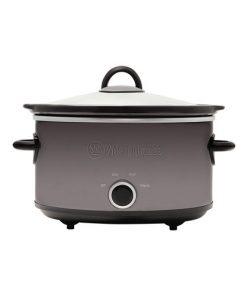 Westinghouse 3.5L Slow Cooker Black