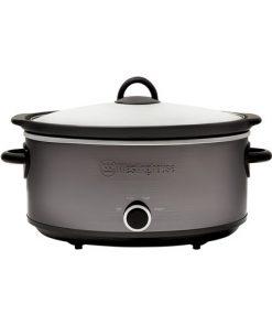 Westinghouse 6.5L Slow Cooker Black